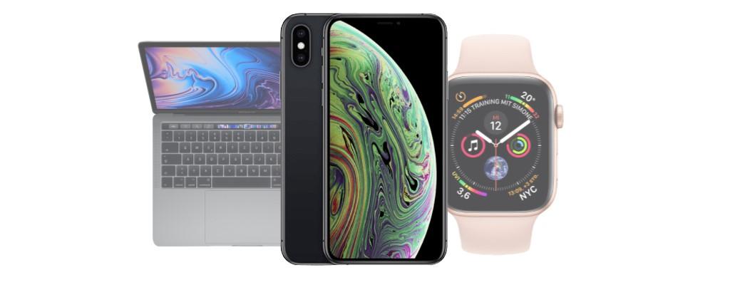 iPhone XS und weitere Apple-Produkte bei Saturn stark reduziert