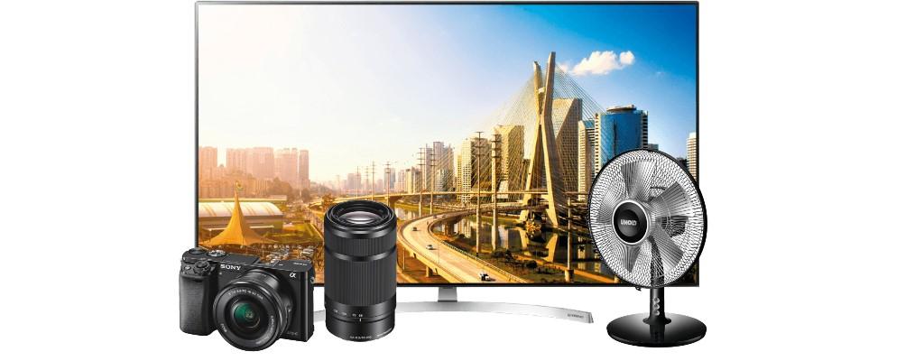 Saturn-Angebote: UHD-TVs, Kameras und Klimageräte reduziert