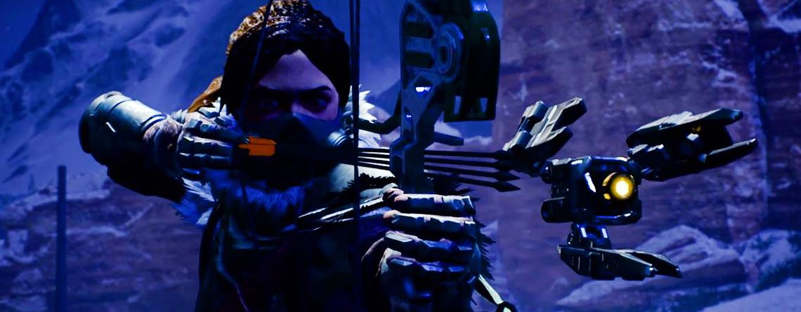 E3 2019: Neues Coop-Game Scavengers kommt für PC und Konsolen – Gameplay