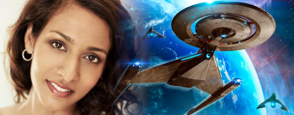 Schauspielerin wurde in Star Trek Discovery von Monster zerfleischt, ist jetzt im MMORPG