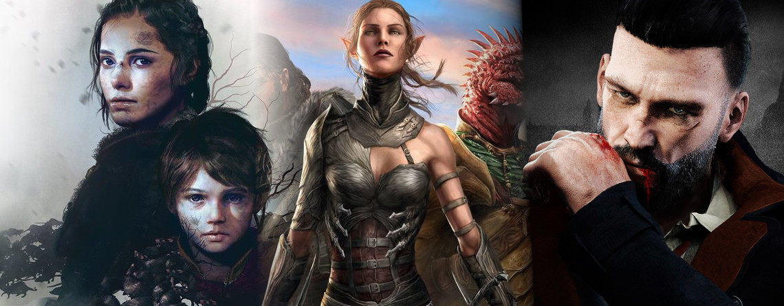 Diese 4 RPGs solltet ihr euch im Steam Summer Sale 2019 nicht entgehen lassen