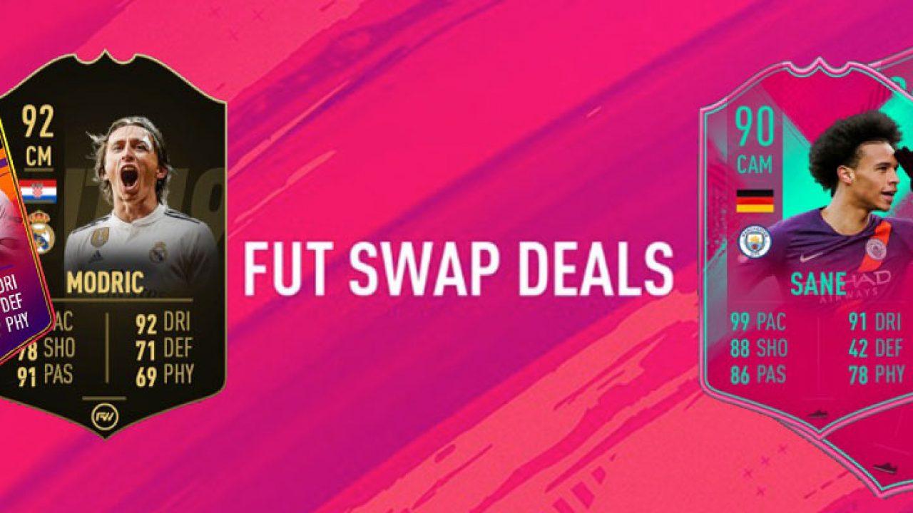 Fifa 19 Fut Swap Deals Im Juni Sind Da Alle Infos Zu Tausch Objekten
