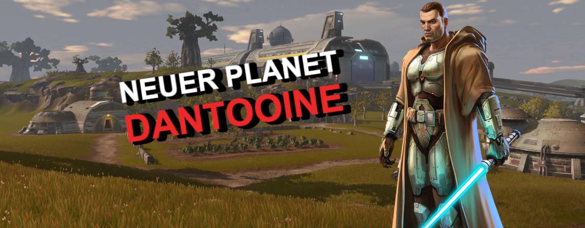 SWTOR bringt den Planeten Dantooine, einen alten Fan-Liebling