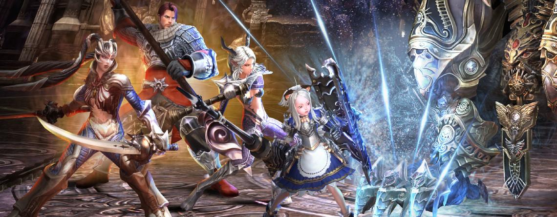 Riesiges Update für MMORPG TERA  – Endlich gibt's im Endgame was zu tun