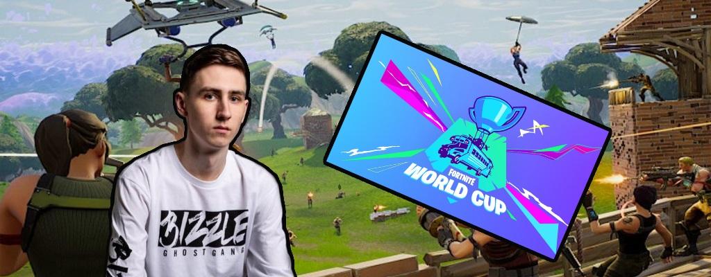 Fortnite: WM-Favorit ist so gut, dass er Quali ohne Waffen spielt, trotzdem gewinnt