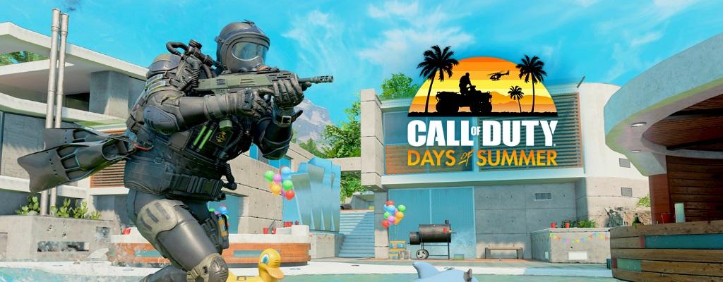 """Days of Summer"" bringen zig Inhalte zu Black Ops 4, enttäuscht trotzdem"