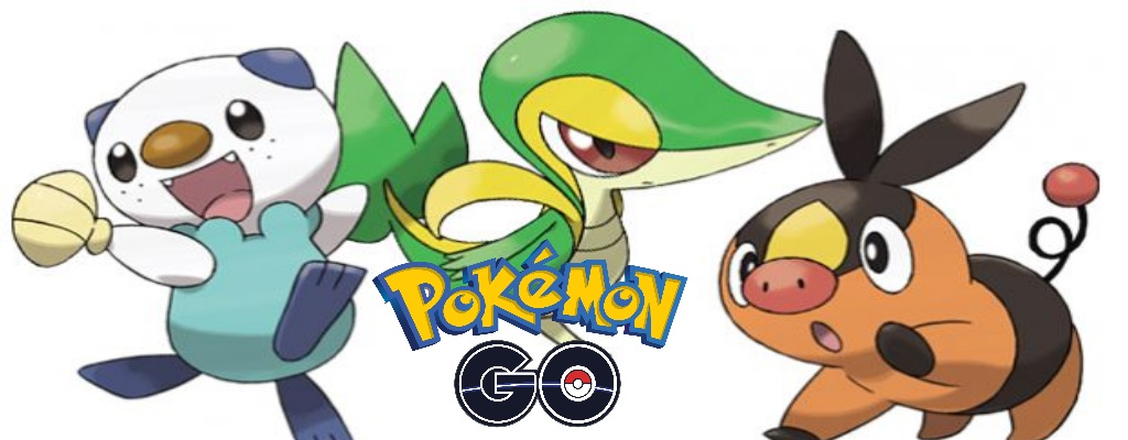 Serpifeu, Floink, Ottaro – Das können die Gen-5-Starter in Pokémon GO