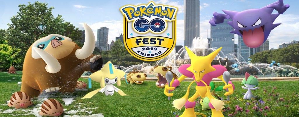 GO Fest in Pokémon GO bringt jetzt Jirachi und Shiny Abra – Auch für euch?