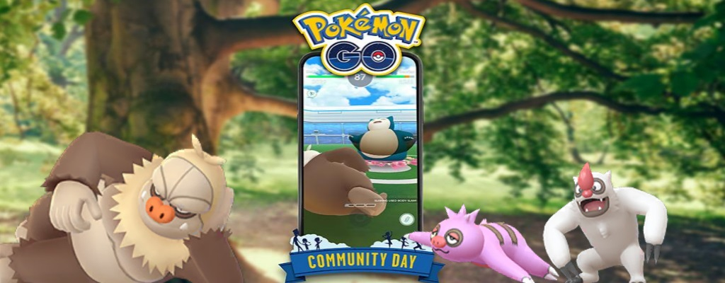 Pokémon GO: Letarking lernt Bodyslam am Community Day – Wie stark wird es?