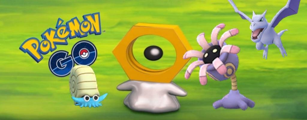 Pokémon GO: So hilft euch die Abenteuerwoche beim Abschluss der Meltan-Quest