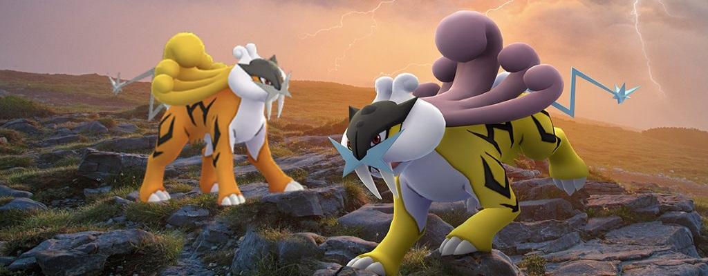 Wir wissen jetzt, wann der große Raikou-Tag in Pokémon GO startet