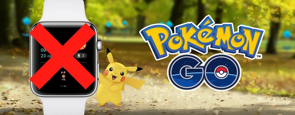 Pokémon GO setzt nicht mehr auf die Apple Watch – Will, dass Trainer eigenes Feature nutzen