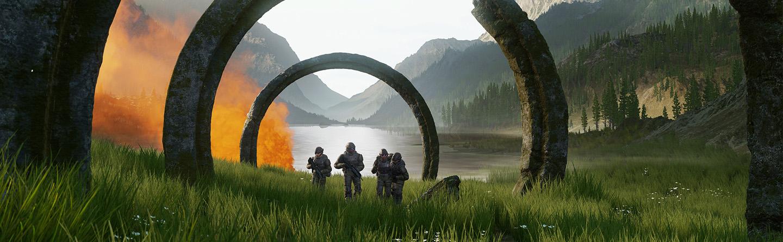Halo Infinite soll Eltern wohl helfen, ihre Fortnite-Kids zu bekehren