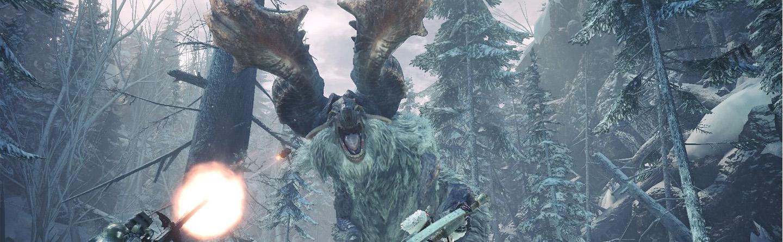 Monster Hunter World: Wann ist der Release von Iceborn für PC auf Steam?