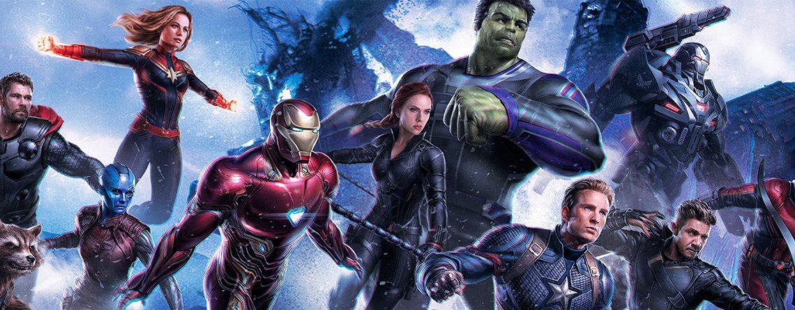 Riesige E3-Werbung verrät, Avenger's Project kommt für fast jede Plattform