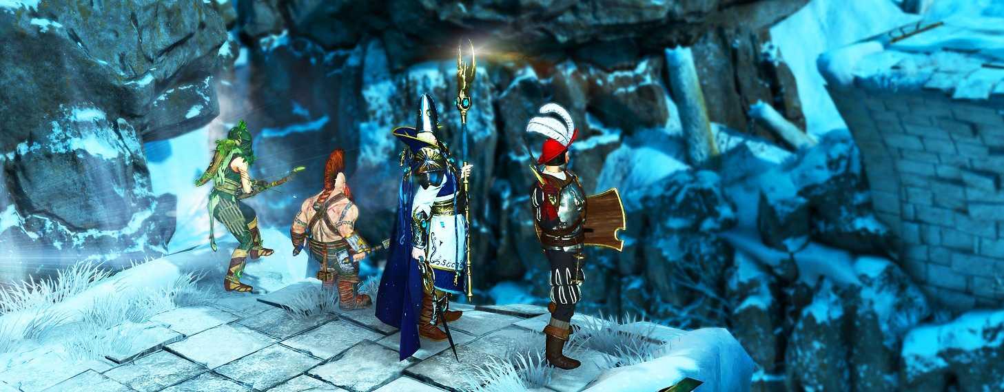 Wer mit Freunden das neue Warhammer: Chaosbane spielen will, hat ein echtes Problem