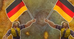 WoW Flagge Deutsch Human title 1140x445