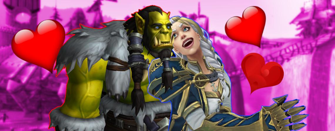 Kein War in World of Warcraft? Allianz und Horde schließen Frieden
