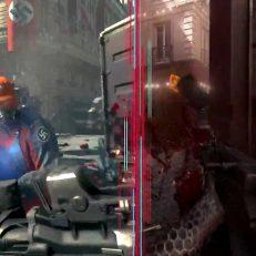 Wolfenstein Bethesda Splitscreen2