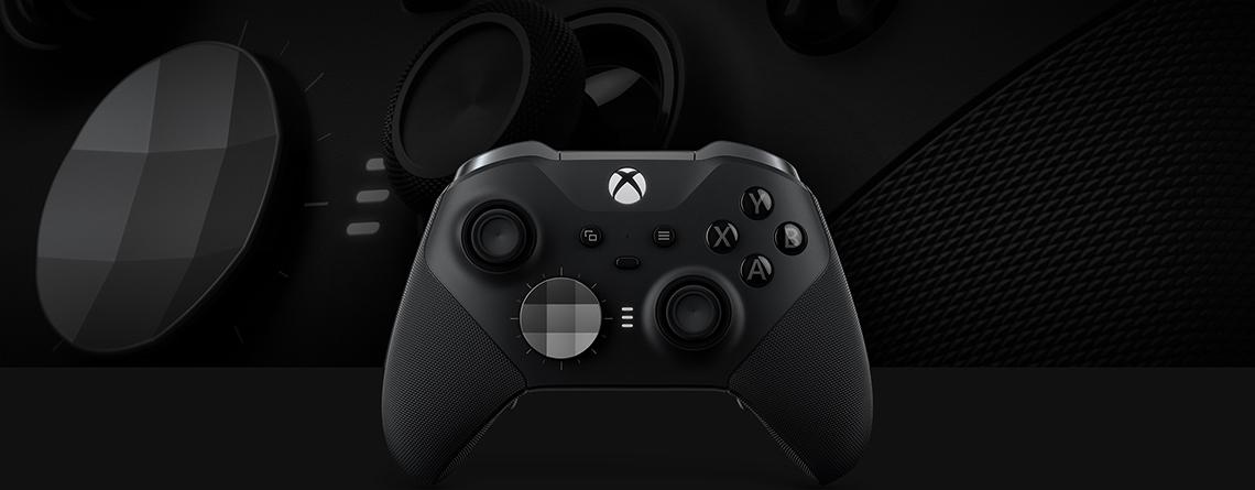Das ist der neue Elite-Controller, mit dem ihr bald Xbox spielt