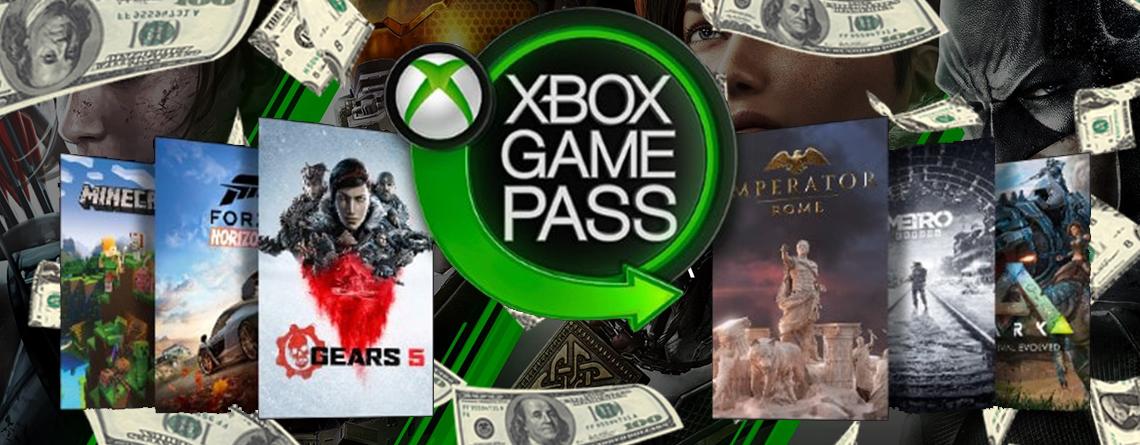 Spart jetzt 300€, wenn Ihr 36 Monate Xbox Game Pass Ultimate holt – Solange es geht