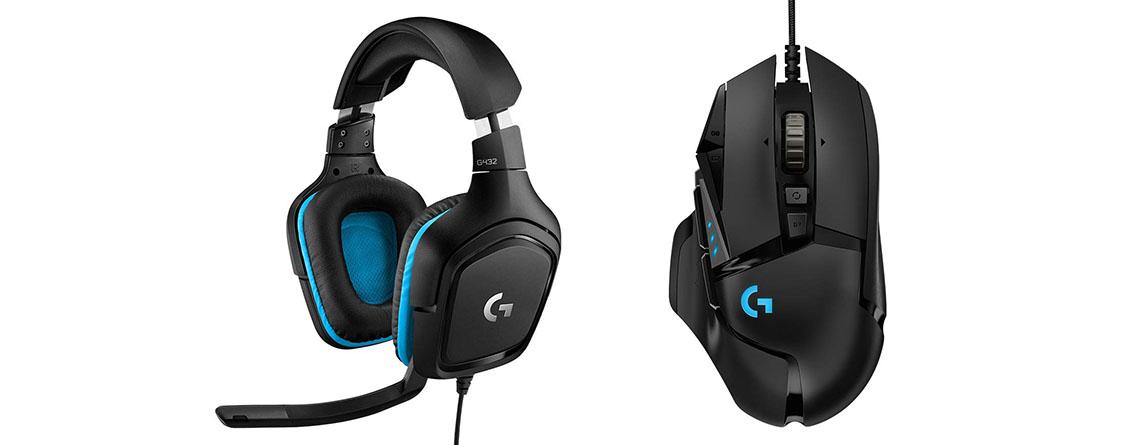 E3-Angebote bei Amazon: Beliebtes Logitech G432 Headset für nur 63 Euro