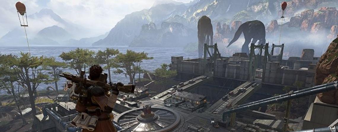 Spieler entdecken geheime neue Map auf Waffenskin in Apex Legends – Was nun?
