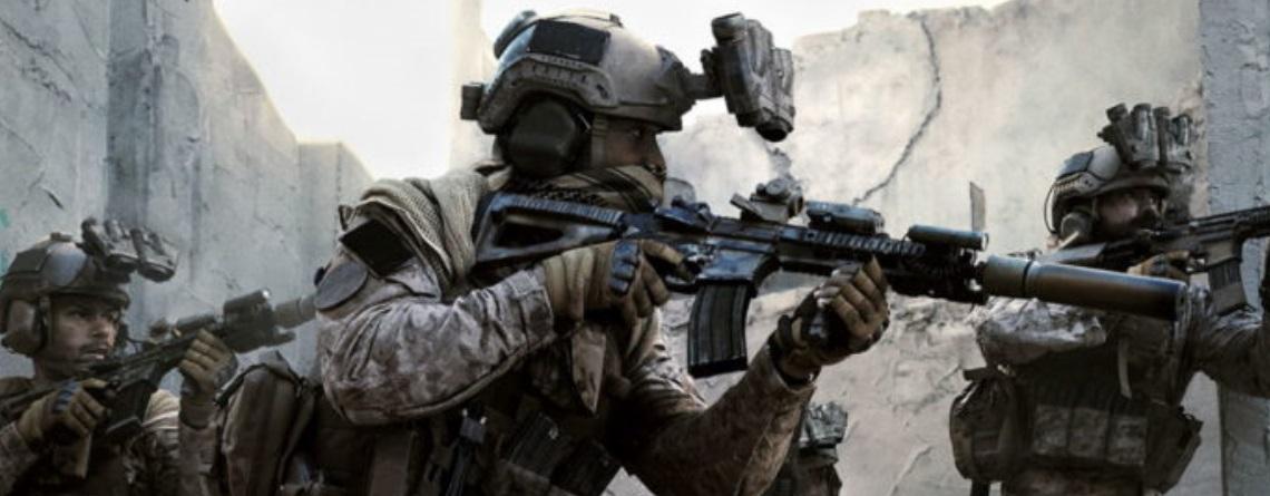 5 Waffen, die Anfänger von CoD Modern Warfare ausprobieren sollten