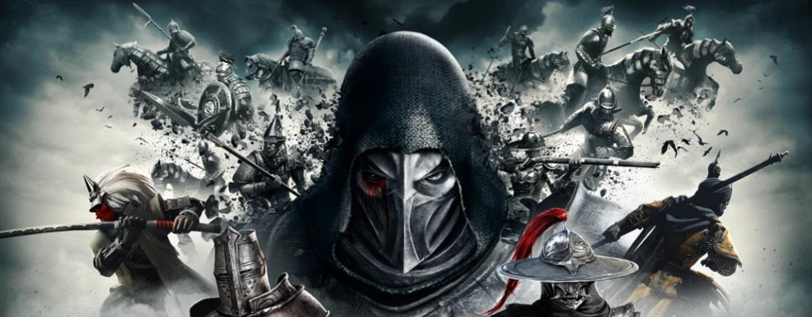 Es ist heute ein neues Mittelalter-MMO erschienen: Conqueror's Blade kostenlos für alle