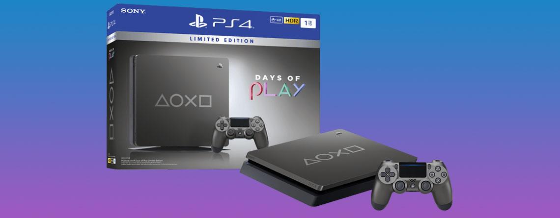 Days of Play 2019: PS4 Limited Edition bei MediaMarkt kaufen