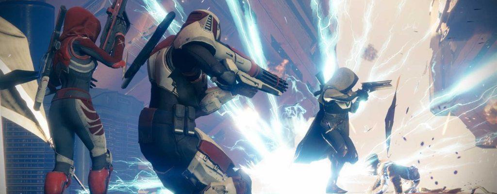 Destiny 2 Kampf