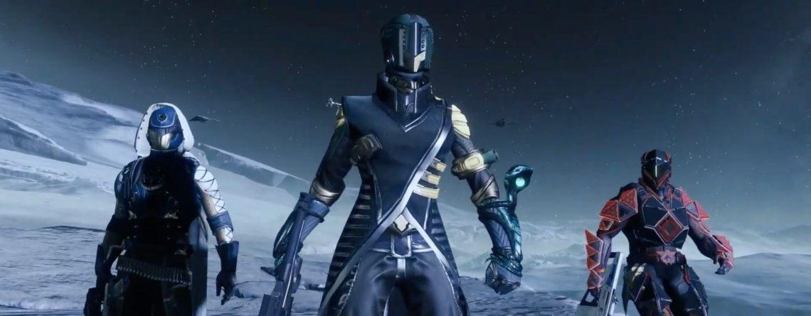 """Destiny 2: """"Wir haben uns lange gesträubt, aber wir sind ein MMO"""" – Was heißt das?"""