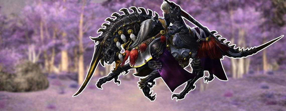Final Fantasy XIV: Schneller reiten in Shadowbringers – So geht's
