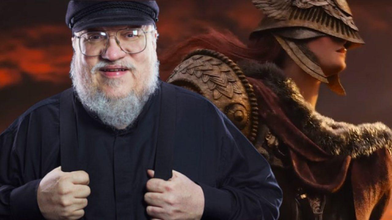So hängt der Game-Of-Thrones-Autor bei Elden Ring mit drin