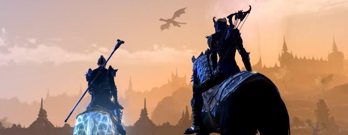 Launch-Trailer zu ESO Elsweyr zeigt Highlights der MMORPG-Erweiterung