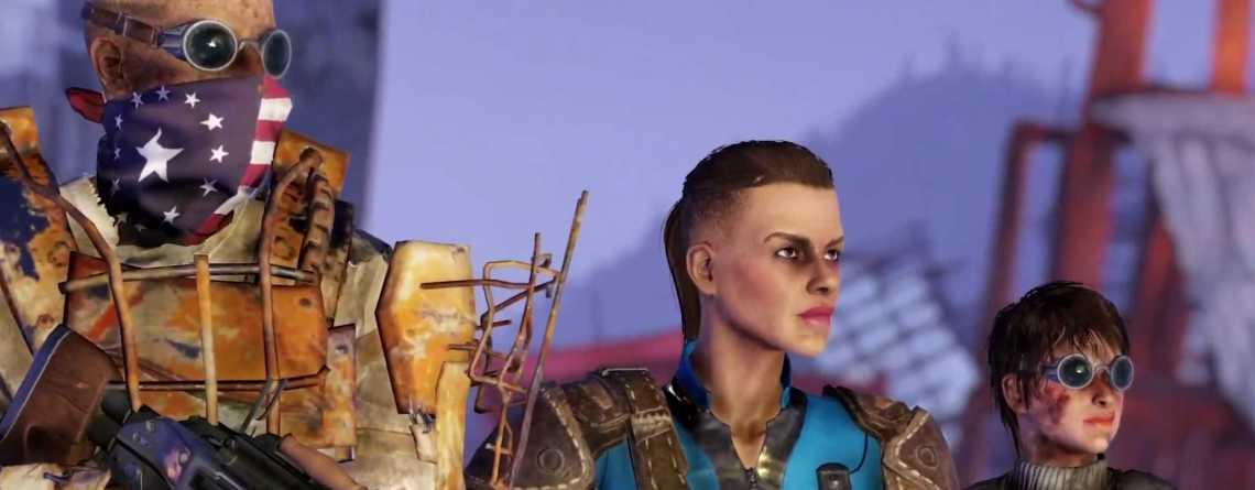 Fallout 76 bringt menschliche NPCs – Ihr könnt Euch sogar in sie verlieben