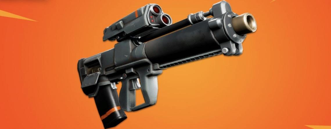 Fortnite bekommt neue Waffe – Die Spieler finden sie jetzt schon doof