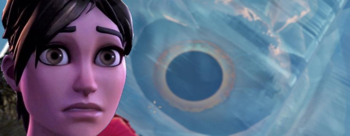 Fortnite: Spieler sichten schwimmendes Monster – Live-Event zur E3?