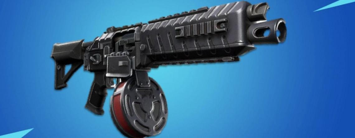 In Fortnite kursiert das Bild einer neuen Waffe und es macht jetzt schon alle nervös