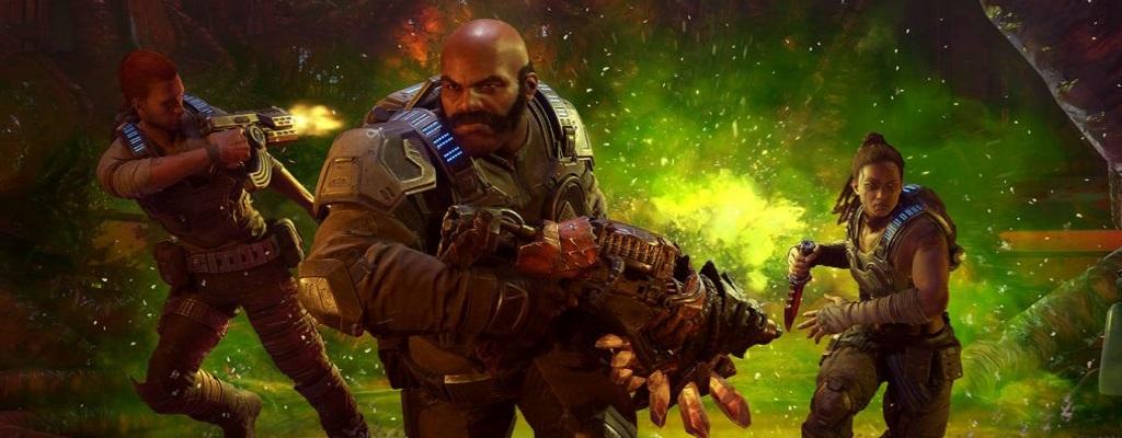 Koop-Shooter Gears 5 zeigt erstes Gameplay – Ausgerechnet vom Map-Builder