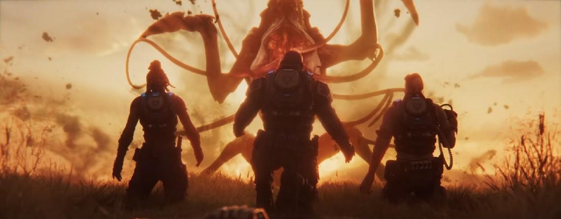 Gears 5 zeigt seinen blutigen Coop-Modus Escape – Sieht nach viel Action aus
