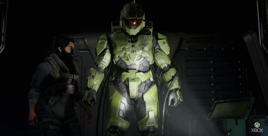 Halo Infinite Master Chief Trailer
