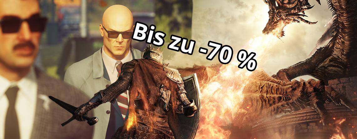 Neuer Sale im PS Store: Spart jetzt bis zu 70% auf über 100 PS4-Spiele