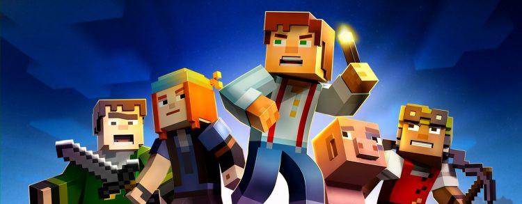 Minecraft: Ladet euch jetzt den Story Mode runter, bevor er für immer verschwindet