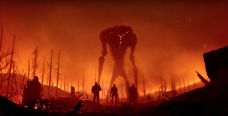 Outriders sieht aus wie Anthem ohne Anzüge, dafür mit Doom-Atmosphäre
