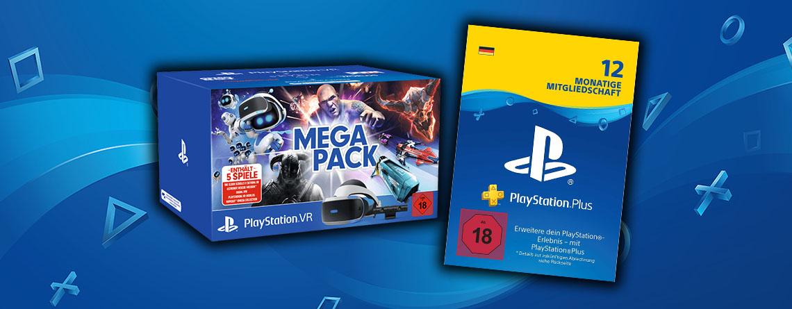 Days of Play Angebote zur E3: 12 Monate PS Plus für nur 41,99 Euro