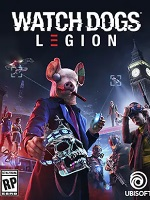 Watch Dogs Legion Packshot