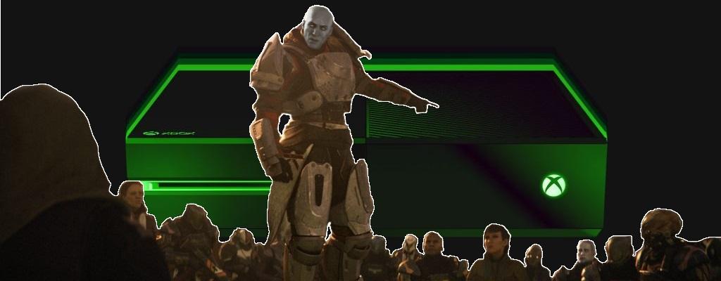 Werden wir Destiny 2 und ESO auch auf der Xbox Scarlett spielen können?