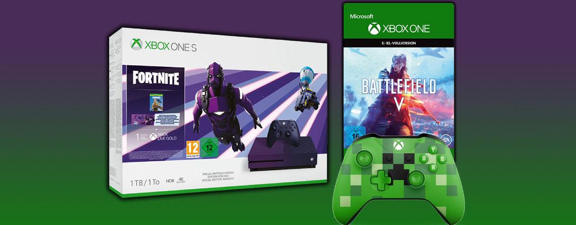 Amazon Xbox E3 Sale 2019: Xbox One, Controller und Spiele