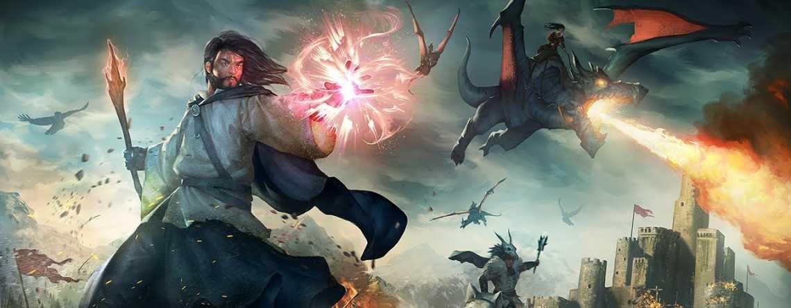 """""""Harry-Potter-MMO"""" Citadel ist auf Steam, PS4, Xbox One gestartet – So macht ihr mit"""